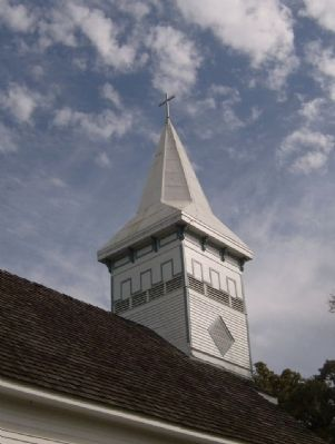 Church Steeple image. Click for full size.