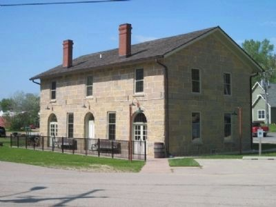 Train Station Photo, Click for full size