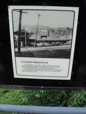 Ivanhoe Wheelhouse Marker image. Click for full size.