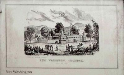 Fort Washington image. Click for full size.