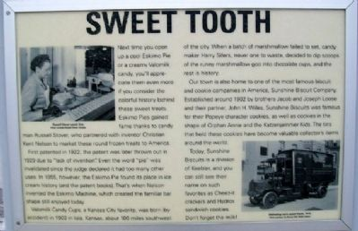 Sweet Tooth Marker image. Click for full size.