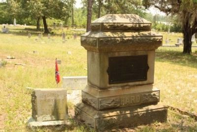 Graniteville Cemetery , Confederate Soldier image. Click for full size.