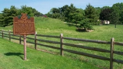Parker Ranch Marker image. Click for full size.