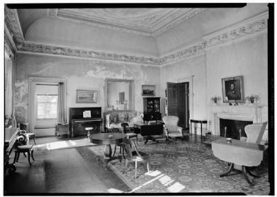 Hyde Hall Interior image. Click for full size.