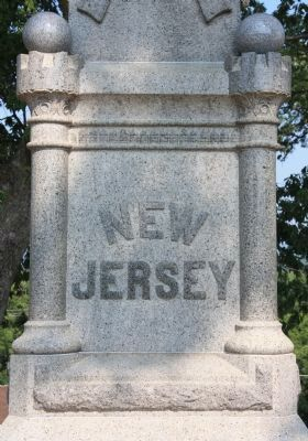 New Jersey Marker image. Click for full size.