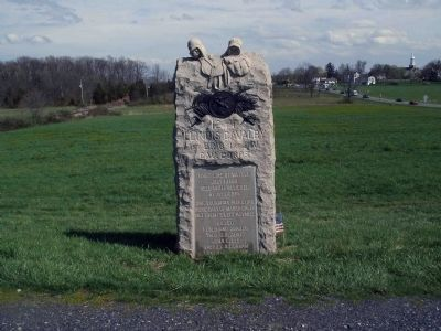 12th Illinois Cavalry Monument image. Click for full size.