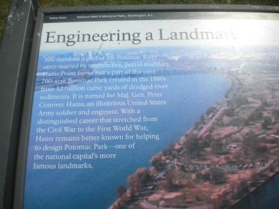 Engineering a Landmark Marker image. Click for full size.