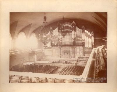 North Side Library and Music Hall Photo, Click for full size