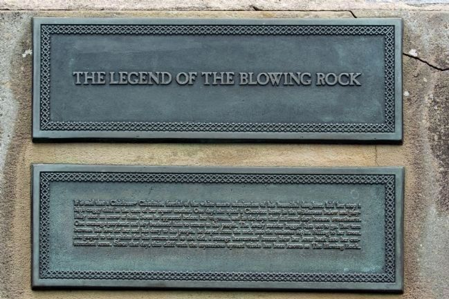 The Legend Of Blowing Rock image. Click for full size.