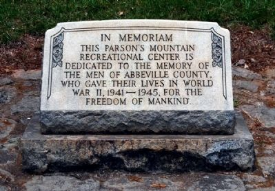In Memoriam Marker image. Click for full size.