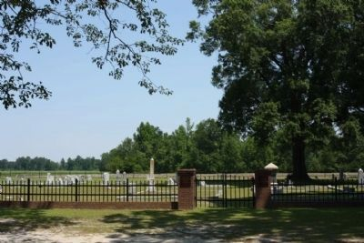 Richland Presbyterian Church Cemetery image. Click for full size.