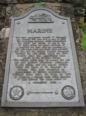 Marine Marker image. Click for full size.