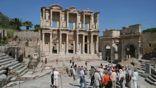 The Celsus Library image. Click for full size.