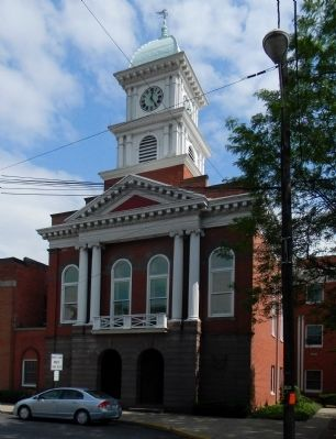 Snyder County Courthouse image. Click for full size.