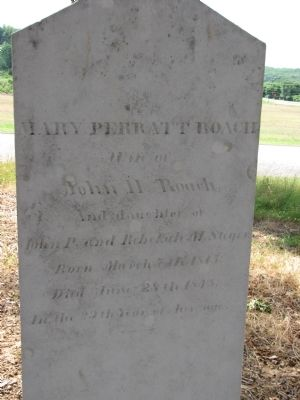 Mary Perratt Roach image. Click for full size.