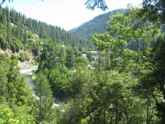 Downieville image. Click for full size.