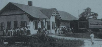 Iva Marker<br>Union Depot c. 1900</center> image. Click for full size.