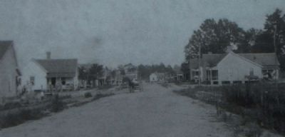 Iva Marker<br>Mill Village Housing Early 1900s image. Click for full size.