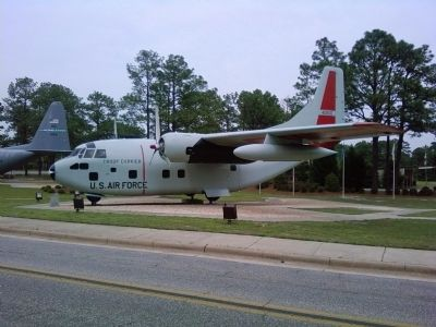 "C-123 ""Provider"" image. Click for full size."