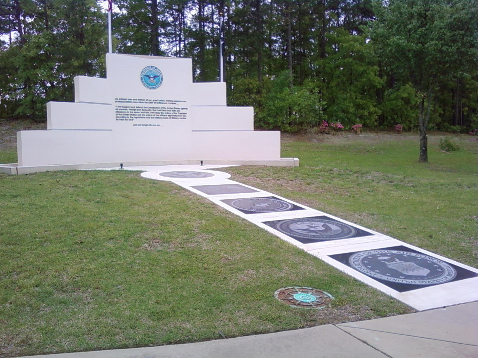 Enlisted Personnel Memorial