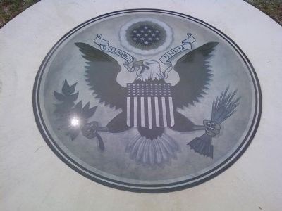 Great Seal of the United States Photo, Click for full size