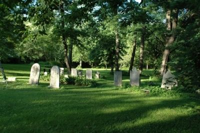 The Severson Family Cemetery image. Click for full size.