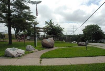 Ray Barto Memorial Park image. Click for full size.