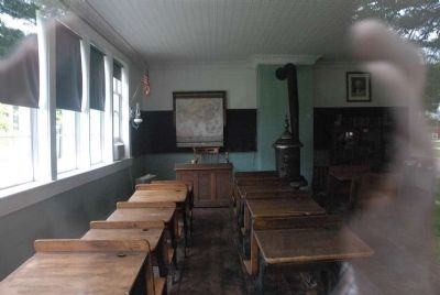 Inside the Colton School Photo, Click for full size