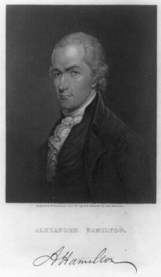 Alexander Hamilton (1755?–1804) Photo, Click for full size