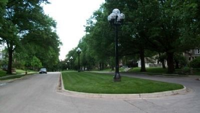 Janssen Place Historic District image. Click for full size.