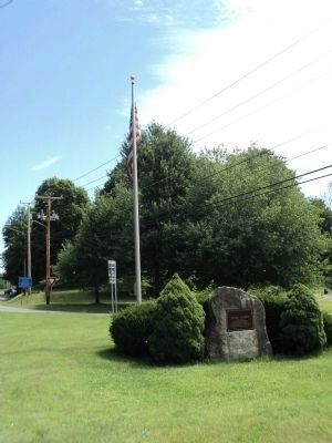 Marker in Fishkill image. Click for full size.