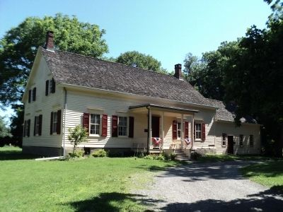 Van Wyck Homestead image. Click for full size.