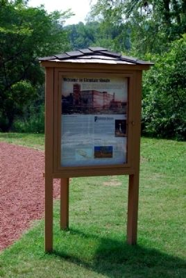Welcome to Glendale Shoals Marker Photo, Click for full size