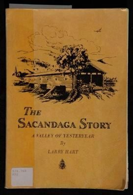 The Sacandaga Story image. Click for full size.