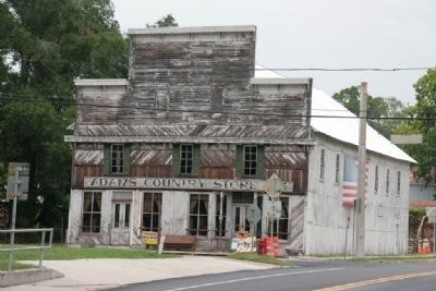 Adam's Country Store founded in 1865 image. Click for full size.