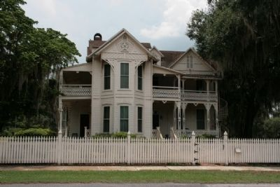 Sophia Jane Adams House c. 1893 image. Click for full size.