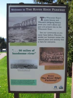 Welcome to The River Edge Parkway image. Click for full size.