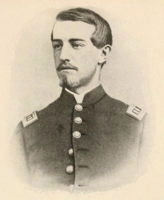 Union Colonel Ulric Dahlgren image. Click for full size.