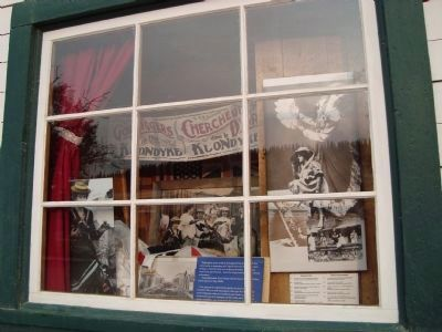 Ruby's Place, window display image. Click for full size.
