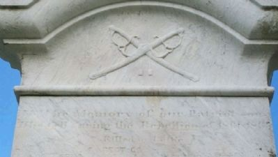 Twinsburgh Civil War Memorial Honored Dead image. Click for full size.