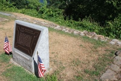Fort McIntosh Marker Photo, Click for full size