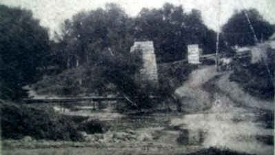 Photo of Neosho Crossing on Marker image. Click for full size.