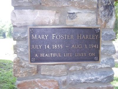 Mary Foster Harley Memorial Park image. Click for full size.