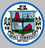 Wall Township Seal image. Click for full size.