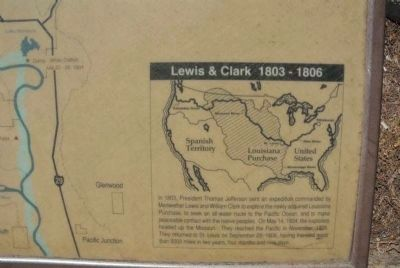 Lewis & Clark Expedition Instruction From Jefferson image. Click for full size.