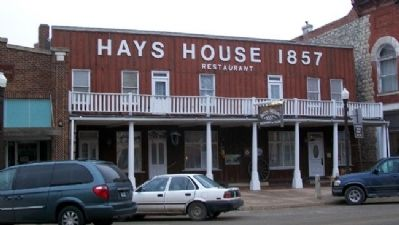 Hays House image. Click for full size.