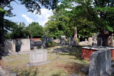 Cemetery of the Columbia Hebrew Benevolent Society image. Click for full size.