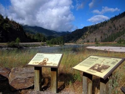 The Clark Fork (facing south) image. Click for full size.