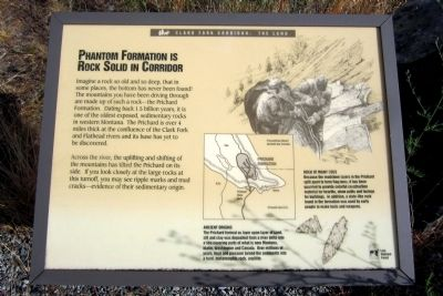 Phantom Formation Is Rock Solid In Corridor Marker image. Click for full size.