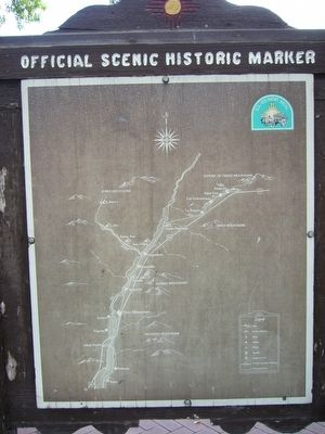 Rear of Albuquerque Marker image. Click for full size.